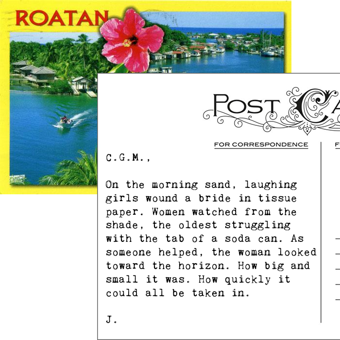 Roatan_Postcard