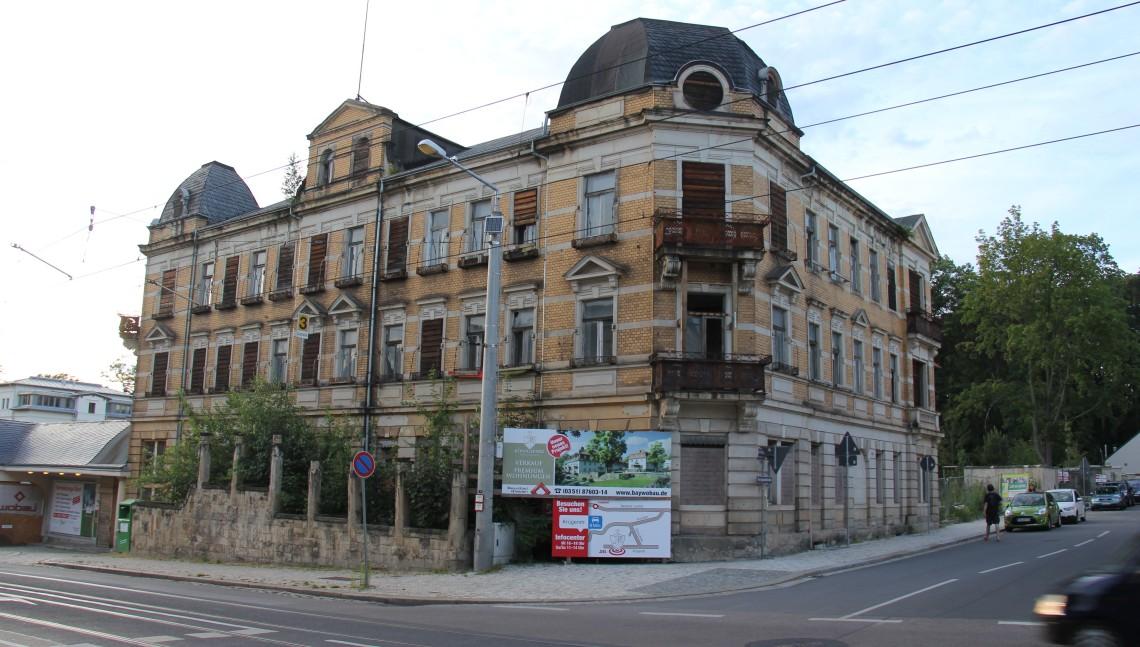site of the former Lahmann Sanatorium