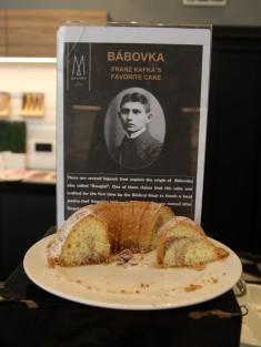 kafka's favorite cake