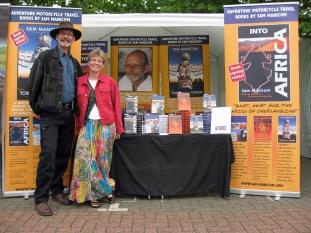 IMG_8249 ps Sam and Birgit Book Signing