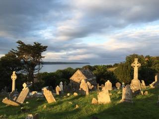 Cemetery+dusk
